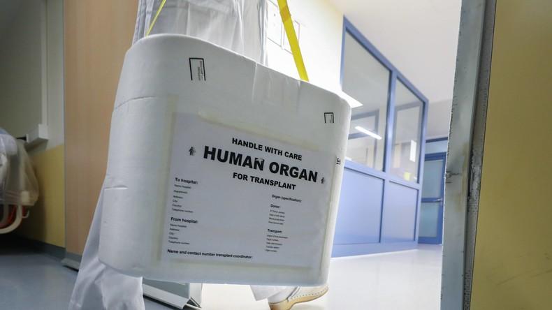 Opiumkrise in den USA: Rasanter Anstieg der Organspenden durch Drogentote