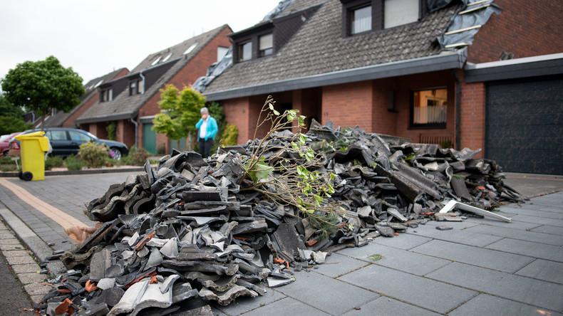 Schaden durch den Tornado geht in die Millionen