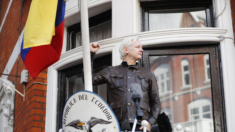 Assanges Schutz zu teuer? Ecuador reduziert Bewachung der Botschaft in London