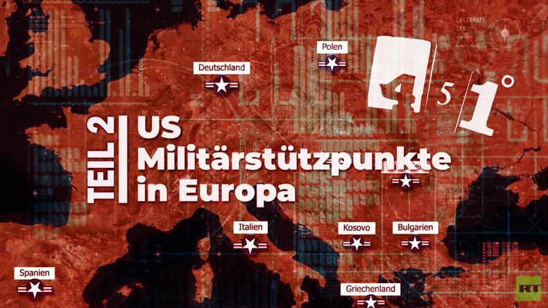 US-Basen in Europa | Teil 2 | 451 Grad