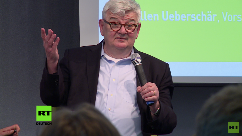 Joschka Fischer über die Integration der Ost-Europäer (Video)