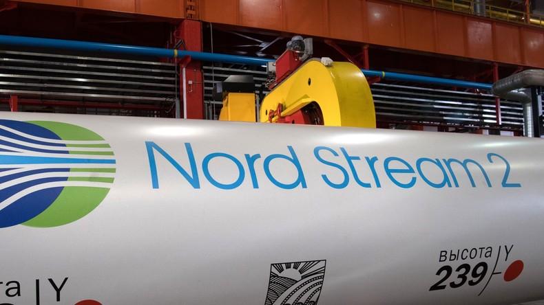 Aus Sorge um ukrainischen Gastransit: USA drohen mit Sanktionen gegen Nord Stream 2