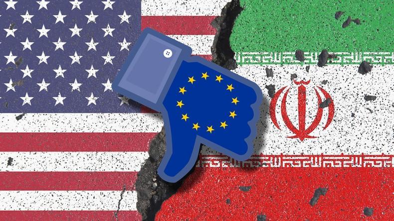 """""""Blockade-Gesetz"""" aktiviert: EU wehrt sich gegen Iran-Sanktionen (Video)"""