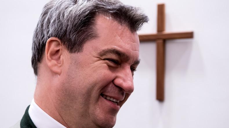 Kreuz in jeder staatlichen Behörde: 53 Prozent der Bayern begrüßen diesen Schritt