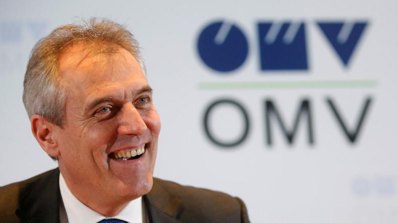 Chef des österreichischen Energiekonzerns OMV über Nord Stream 2