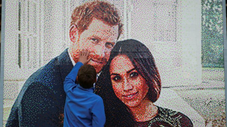 Prinz Harry und Meghan Markle werden Herzoge von Sussex