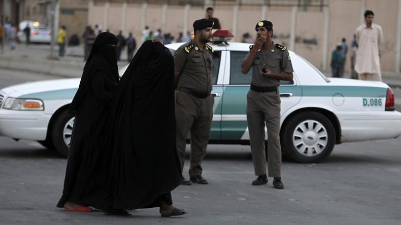 Verdächtige Verbindungen: Saudi-Arabien nimmt sieben Menschen fest