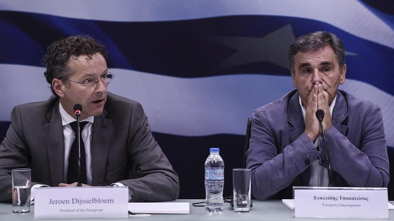 Athen schließt Beratungen mit Geldgebern erfolgreich ab