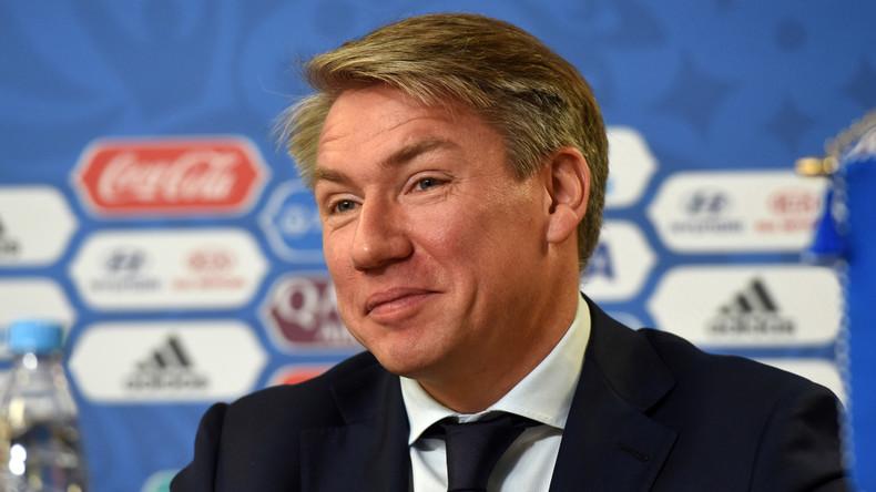 """""""Die Stadien werden voll sein!"""" – FIFA-Vorsitzender im SophieCo-Interview"""