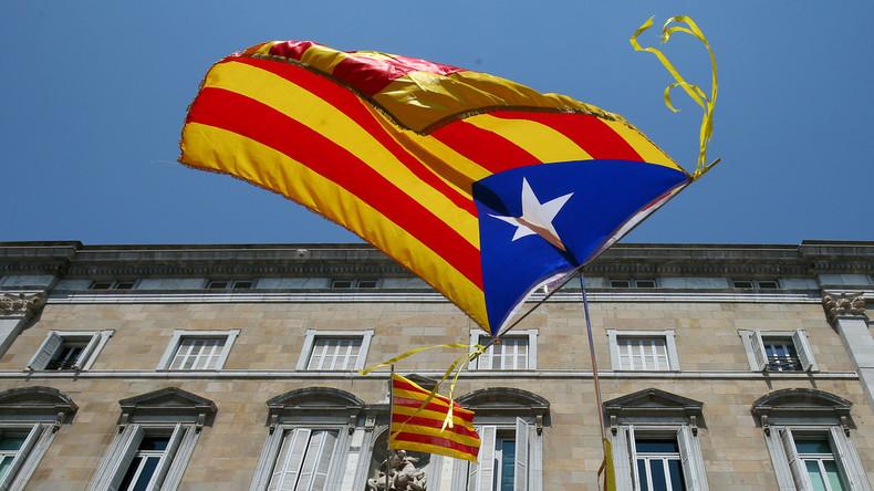 Kataloniens Regionalchef Quim Torra benennt sein Kabinett und sorgt für Ärger mit Madrid