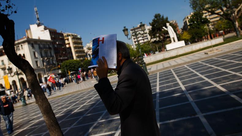 Rechtsextremisten attackieren Bürgermeister von Thessaloniki