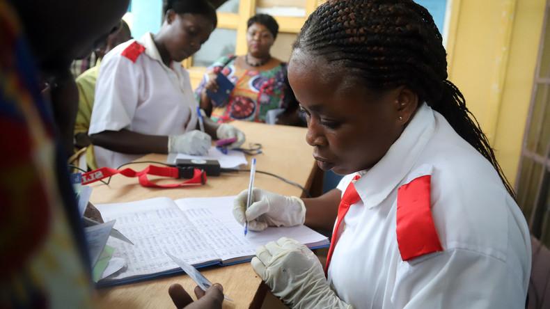 Kongo bestätigt 21 Ebola-Fälle