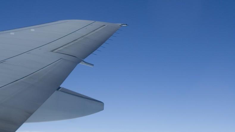 Platzsparender Passagierjet: US-Luftfahrtbehörde billigt Faltflügel für Zivilflugzeuge