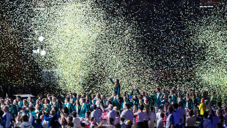 Über 200 Teilnehmer der Commonwealth Games beantragen Asyl