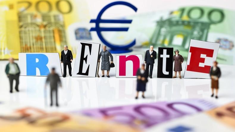 Rente in Deutschland: Nach Essen und Arztkosten bleibt nicht mehr viel übrig