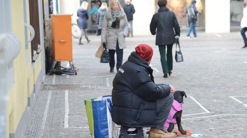 Durch Betteln zur Milliardärin: Tote Obdachlose hinterließ ein dickes Bankkonto