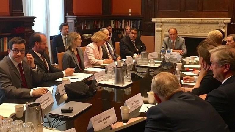 Russlands US-Botschafter: Moskau sucht vertiefte strategische Partnerschaft zu BRICS-Staaten