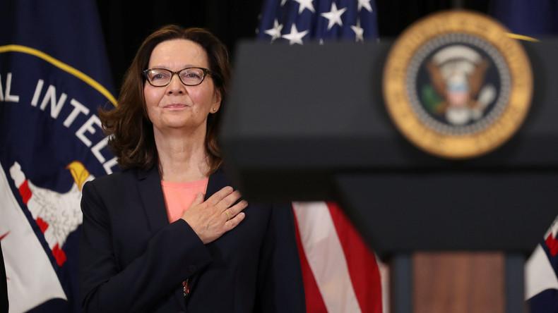 Amtseid abgelegt: Gina Haspel erste Frau an der Spitze der CIA