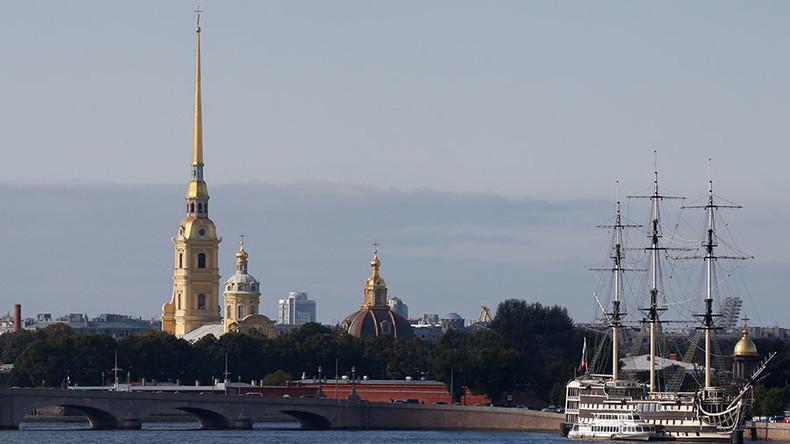 """St. Petersburger Forum: """"Isoliertes"""" Russland begrüßt rund 15.000 Teilnehmer aus über 100 Ländern"""