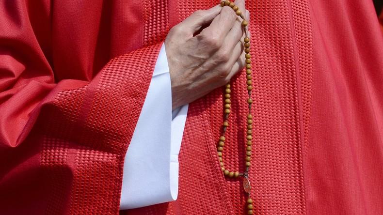 Missbrauch vertuscht: Australischer Bischof verurteilt