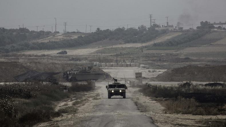 Israel greift Hamas-Stellung nach Feuerattacke auf Militärposten an