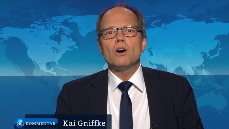 Dr. Gniffkes Macht um Acht: Wir Alternativlosen
