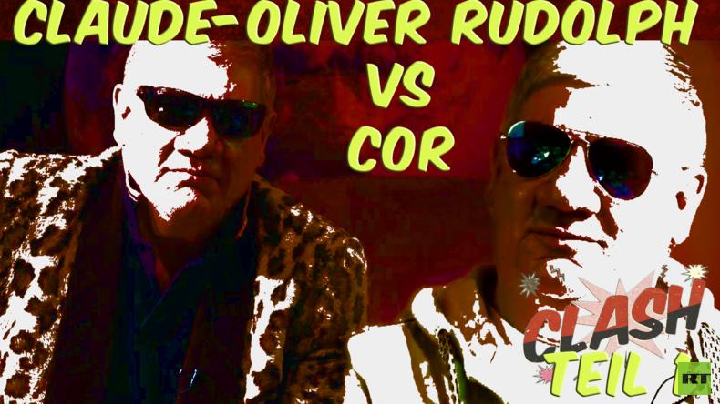 CLASH #16 – Claude-Oliver Rudolph vs. COR – Teil 1