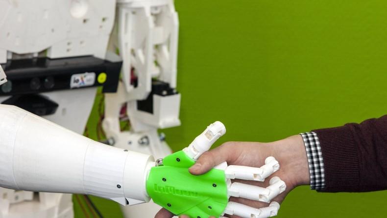 Roboter können vieles: Nun züchten sie auch menschliche Organe