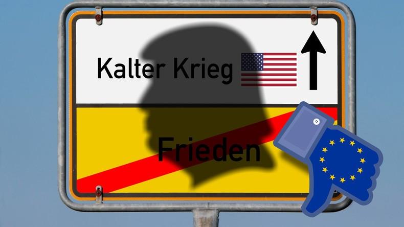 Transatlantische Eiszeit: Für 82 Prozent der Deutschen sind die USA ein unzuverlässiger Partner