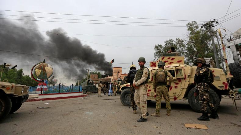 Taliban-Offensiven in vielen afghanischen Provinzen – mindestens 40 Tote, Dutzende Verletzte