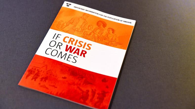 """""""Totale Verteidigung"""" - Schwedens Infobroschüre als Pfeiler der Aufrüstung"""