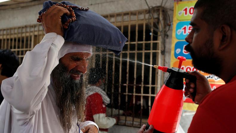 Über 60 Tote bei Hitzewelle im pakistanischen Karatschi