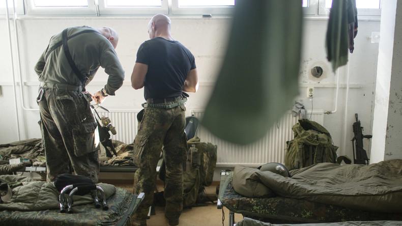 Waffenschwund bei der Bundeswehr: Bericht über Diebstähle hochgefährlicher Kriegswaffen und Munition