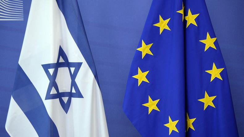 """Israelischer Minister: EU möge """"tausendmal zur Hölle fahren"""""""