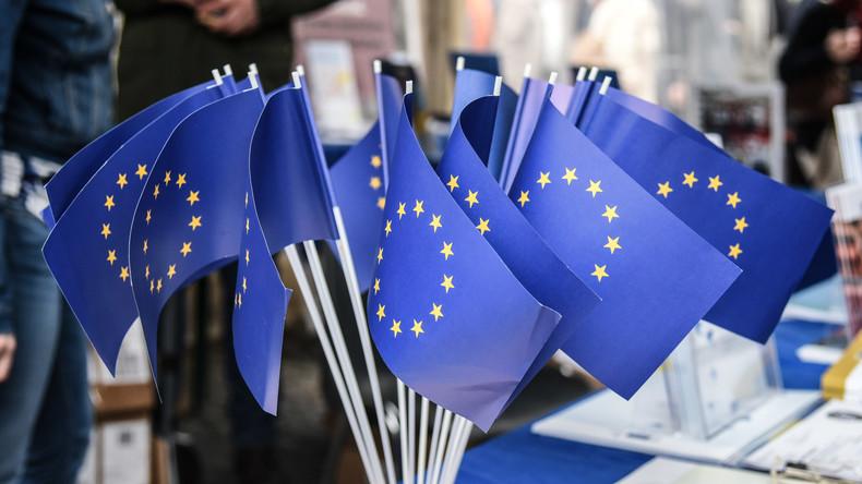 Deutschland in EU-phorie - aber Skepsis gegenüber Politik weiterhin hoch
