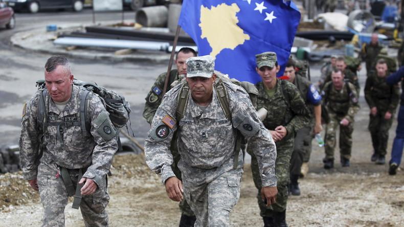 """""""Time for Action"""" für die USA auf dem Westbalkan: Kosovo soll bewaffnet werden - aber nicht zu stark"""