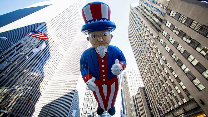 Goldman Sachs: Verschuldung der USA bedroht ihre Wirtschaft
