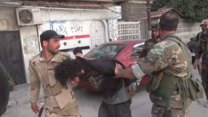 Syrien: SAA entfernt letzte IS-Kämpfer aus befreitem Jarmuk