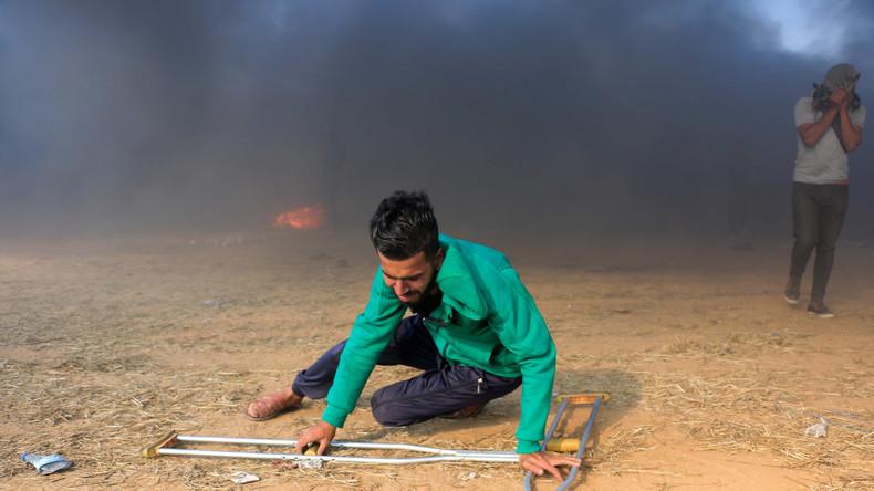 Israel im Kampf gegen die Menschenrechte: Tränengas-Drohnen als neuester Trend