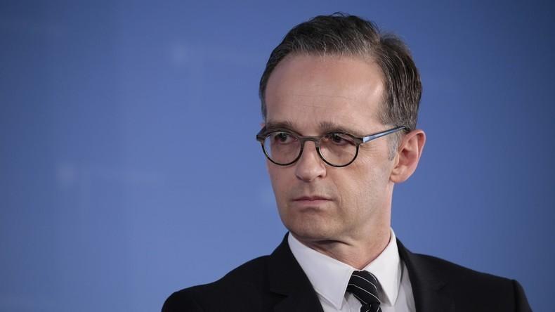 USA-Besuch: Außenminister Maas konnte keinen Durchbruch im Iran-Deal erreichen