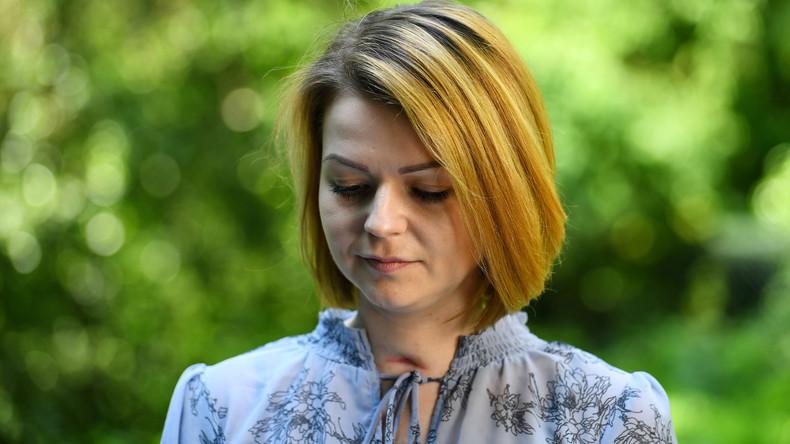 Julia Skripal könnte gegen ihren Willen festgehalten werden - Russische Diplomaten fordern Zugang