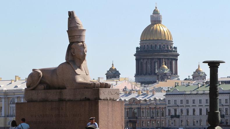 LIVE: St. Petersburger Wirtschaftsforum - Tag 1