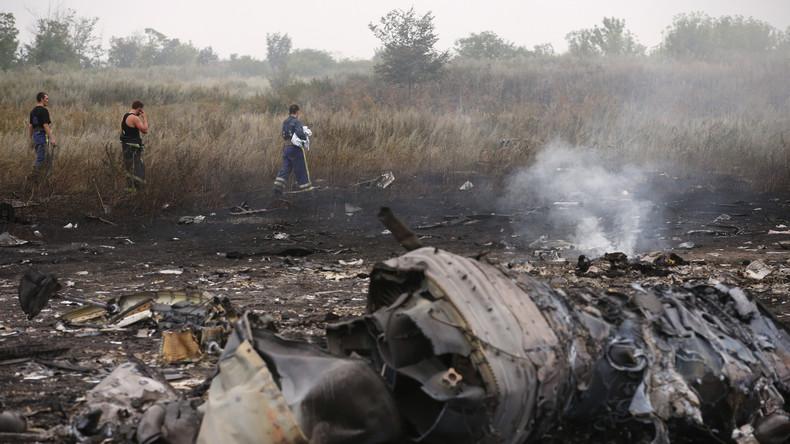 LIVE: Pressekonferenz zur MH17-Untersuchung