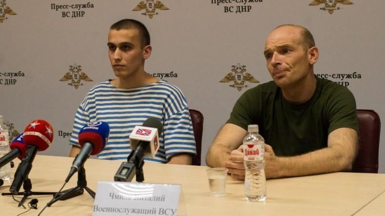 Im Schutz der Fußball-WM: Spekulationen über bevorstehende neue Offensive der Ukraine im Donbass