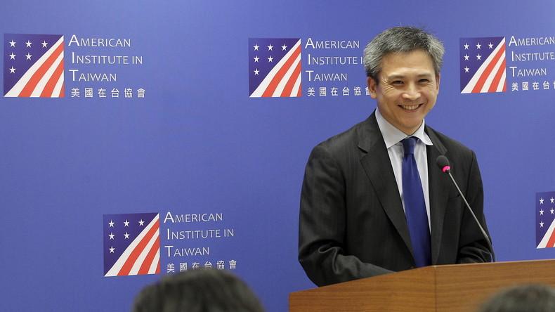 """""""Freunde Taiwans"""" helfen bei der De-facto-Einweihung diplomatischer US-Vertretung"""