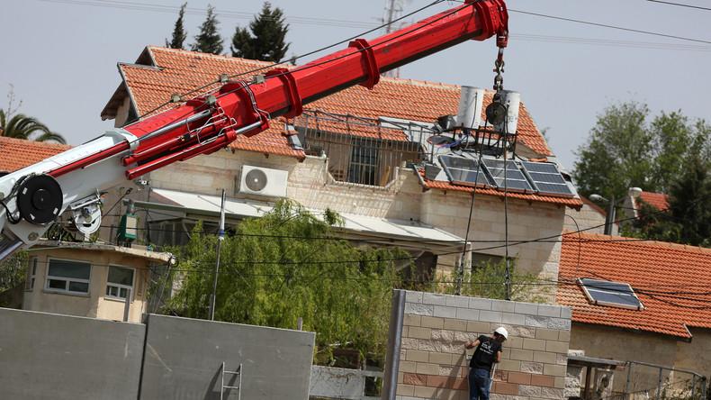 Israel kündigt Bau von 3.900 weiteren Siedlerwohnungen an