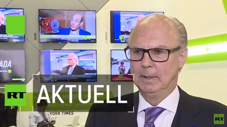"""""""Die freie Wirtschaft darf die einzige Restriktion sein!"""" – Jürgen König im Interview (Video)"""