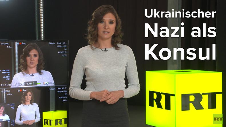 Ukrainischer Nazi als Konsul in Hamburg (Video)