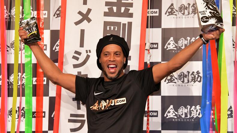 Eine Frau gut, zwei noch besser: Fußballlegende Ronaldinho will seine beiden Freundinnen heiraten