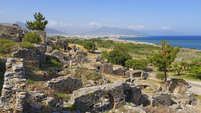 Grundstück mit Geschichte für fast sieben Millionen Euro: Eine antike Stadt steht zum Verkauf